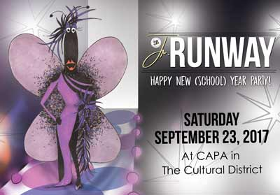 Social Butterfly Magazine Junior Runway and Happy New (School) Year Party!