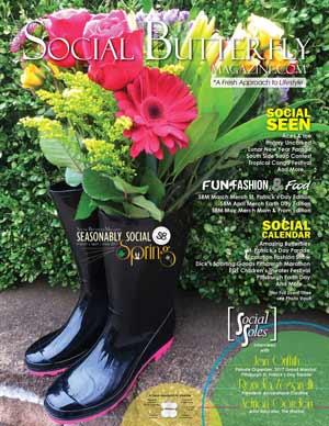 Social Butterfly Magazine Spring 2017 Quarterly