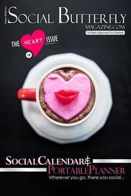 Social Butterfly Magazine February 2017 Monthly