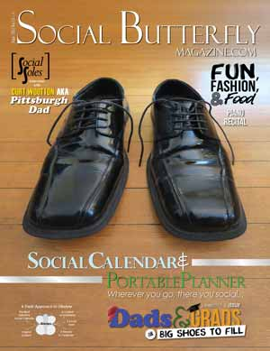 Social Butterfly Magazine June 2017 Monthly Publication