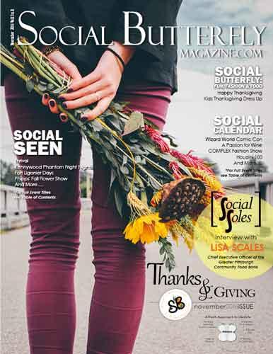 Social Butterfly Magazine November 2016
