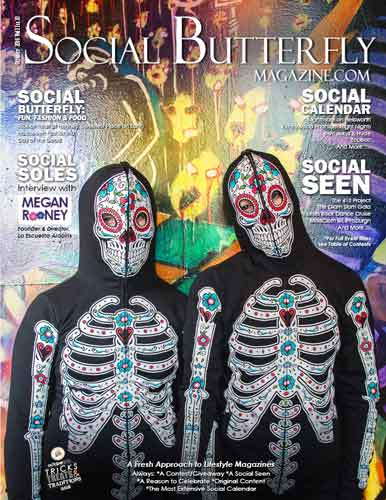 Social Butterfly Magazine October 2016