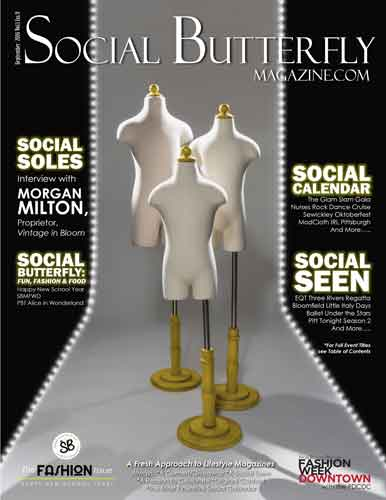 Social Butterfly Magazine September 2016