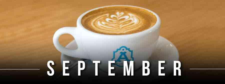 Social Eater/Drinker Calendar - September