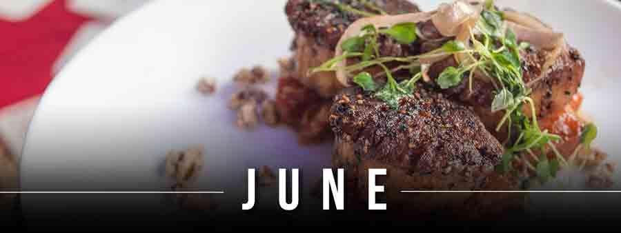 Social Eater/Drinker Calendar - June