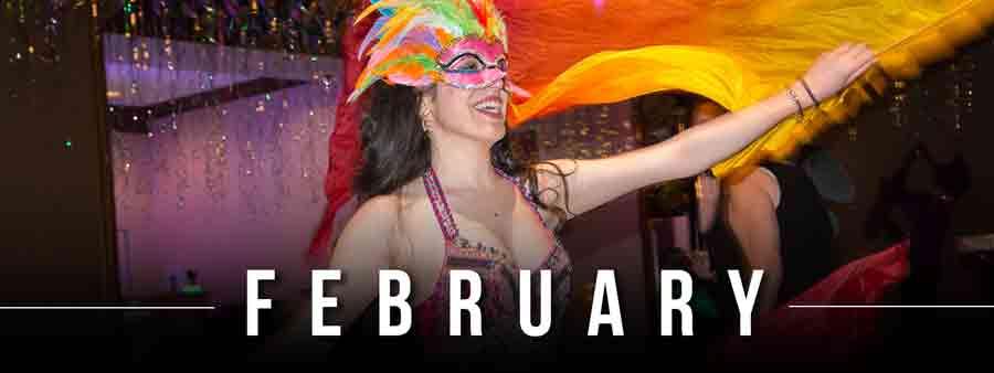 Social Calendar of Special Days February