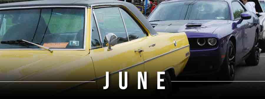 Social Calendar of Special Days June