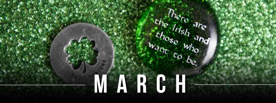 Social Calendar of Special Days March
