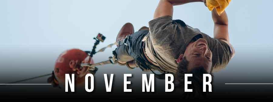 Social Famous Calendar - November