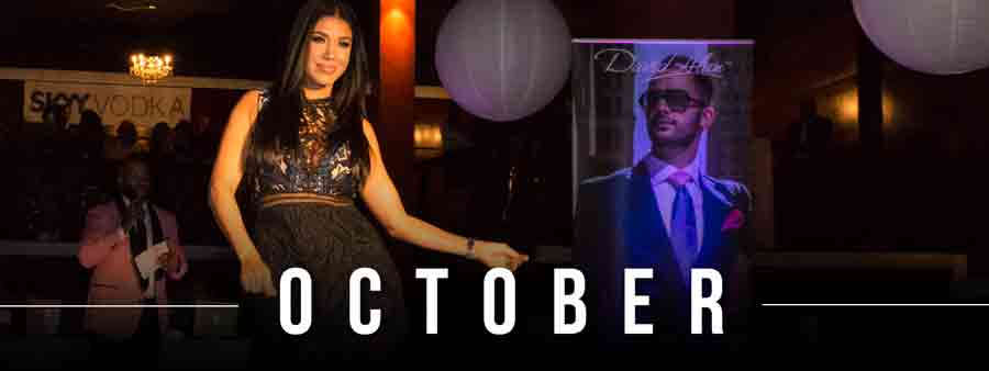 Social Famous Calendar - October