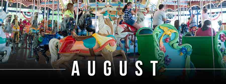 Social Festivals Calendar - August