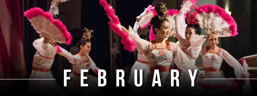 Social Festivals Calendar - February