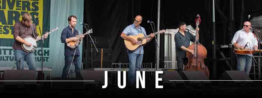 Social Festivals Calendar - June