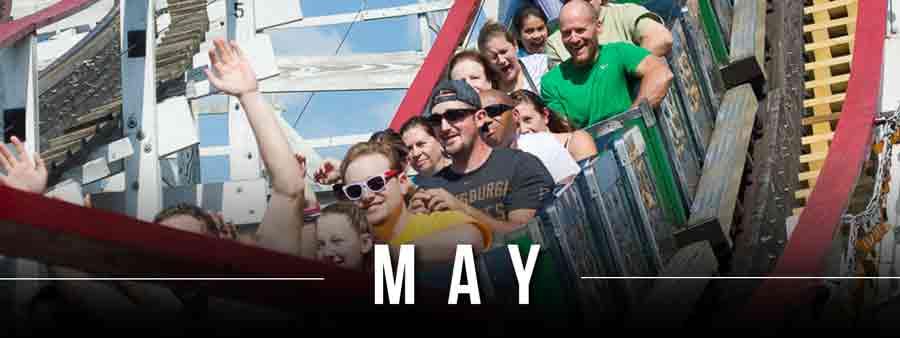 Social Festivals Calendar - May