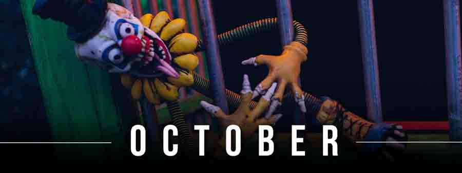 Social Festivals Calendar - October