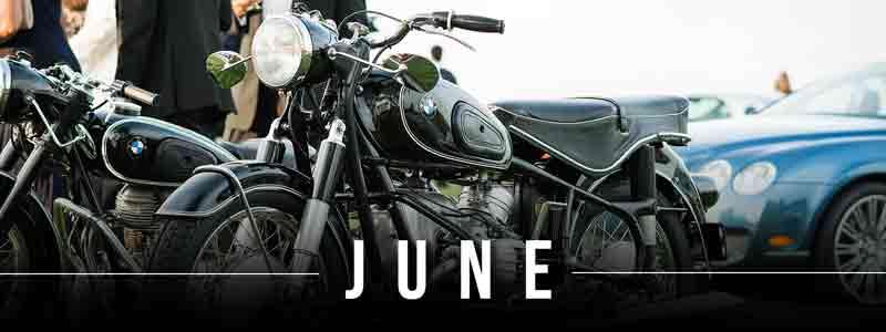 Social History Calendar - June
