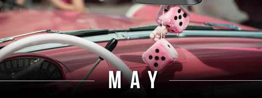 Social History Calendar - May
