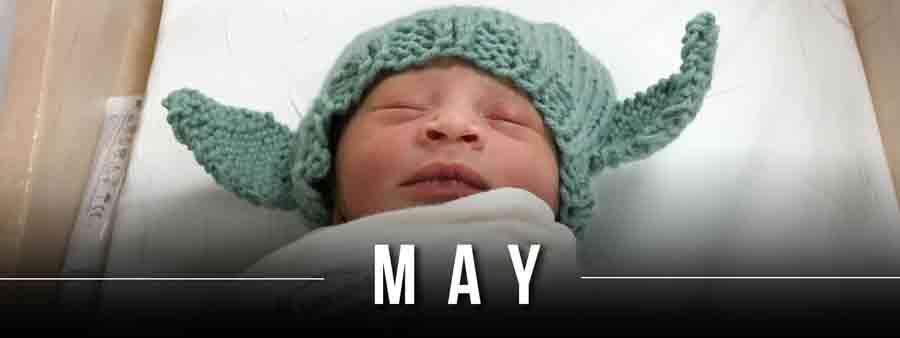 Social Kids Calendar - May