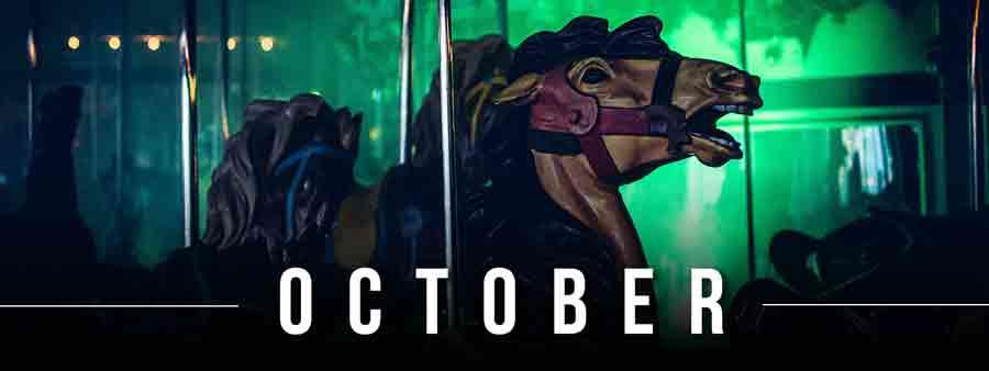 Social Kids Calendar - October