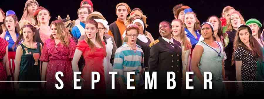 Social Kids Calendar - September