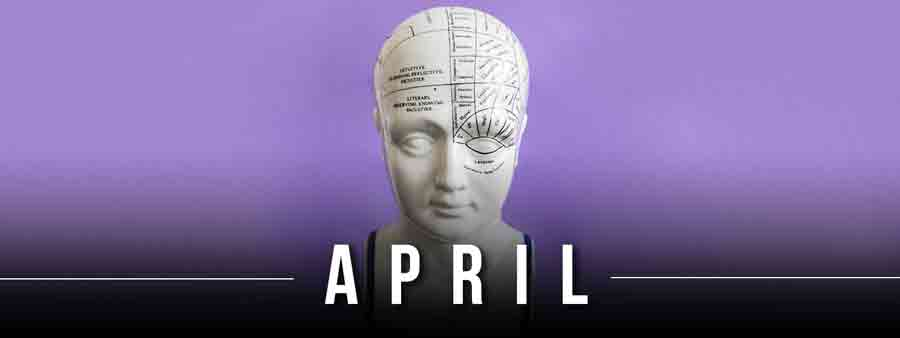 Social Psychology Calendar - April
