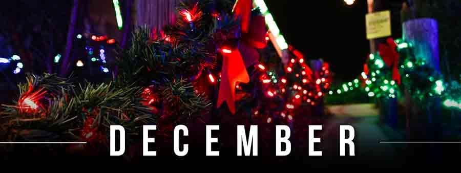 Social Psychology Calendar - December