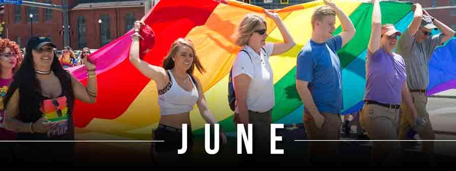 Social Psychology Calendar - June