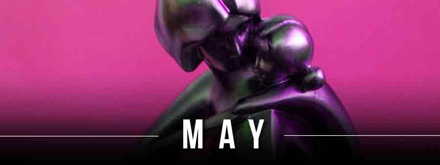 Social Psychology Calendar - May