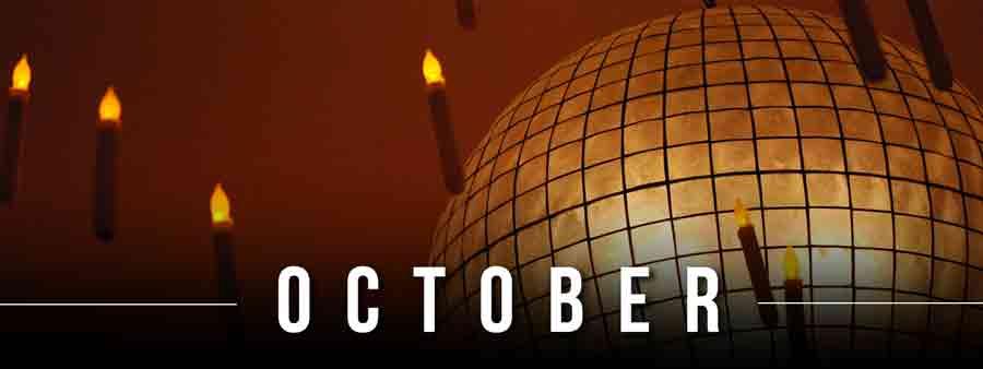 Social Psychology Calendar - October