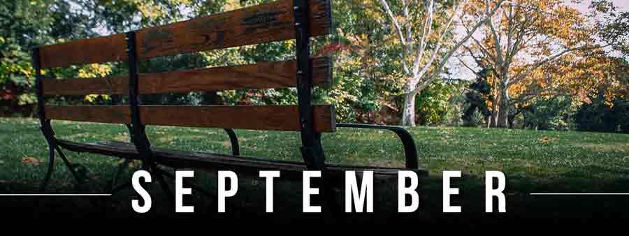 Social Psychology Calendar - September