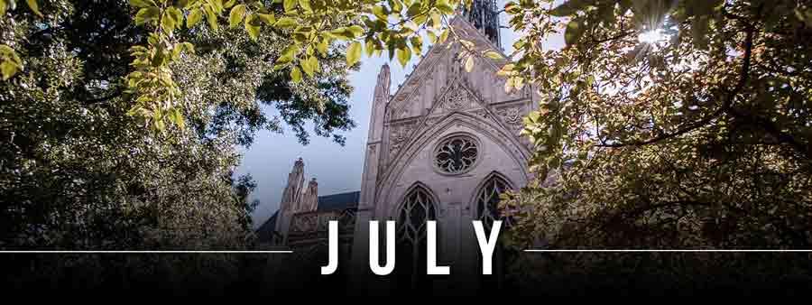 Social Spirits Calendar - July
