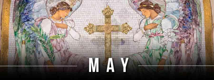 Social Spirits Calendar - May