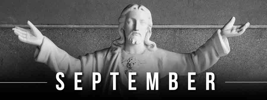 Social Spirits Calendar - September
