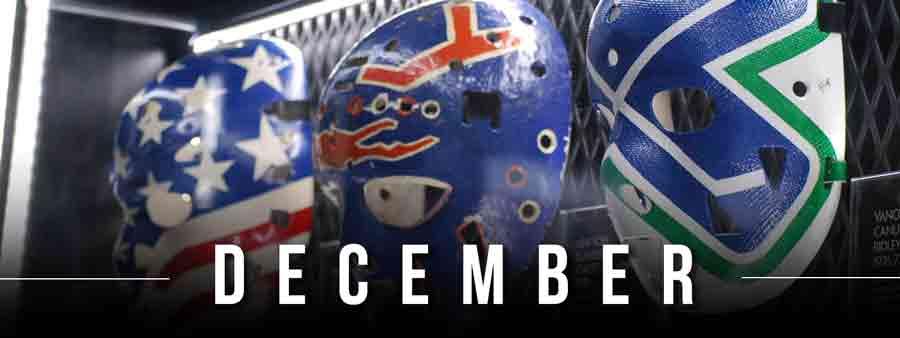 Social Sports Calendar - December