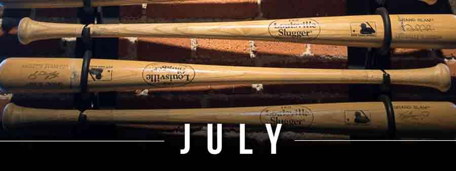 Social Sports Calendar - July