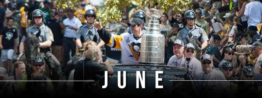 Social Sports Calendar - June