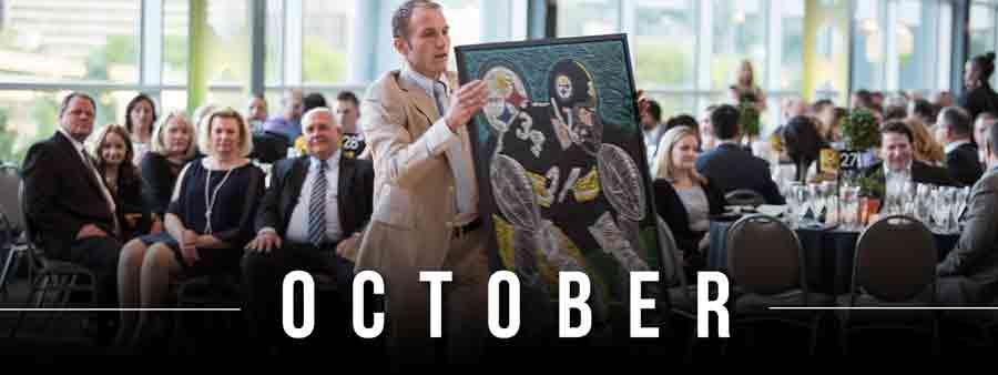 Social Sports Calendar - October